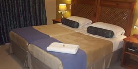 Luxury Double room with shower - aircon